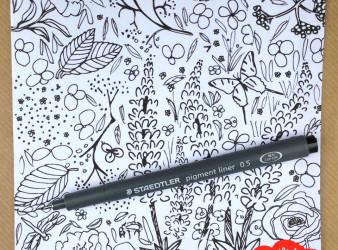 sketching-stationery