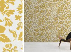 wallflowers wallpaper design by dieuwertje van de moosdijk